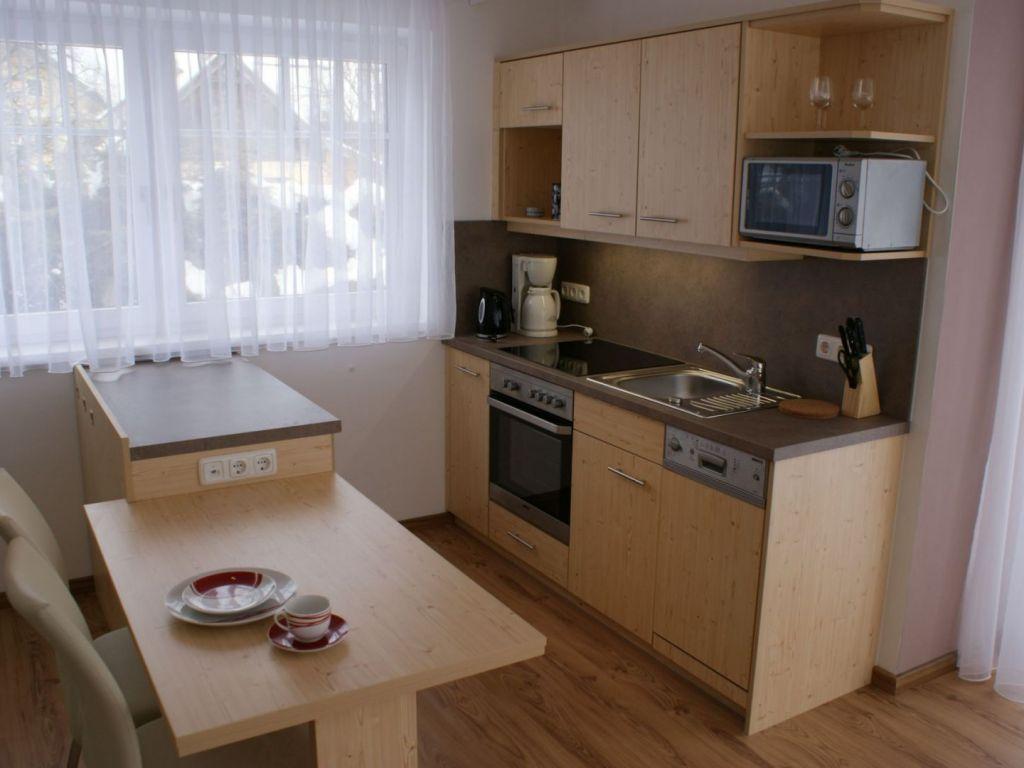 Kche Apartment Mit 1 Schlafzimmer